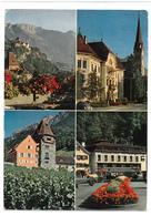 Liechtenstein Vaduz  Viaggiata 1958 - Liechtenstein
