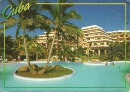 "Varadero, Matanzas (Cuba) Hotel Melia-Varadero, Thematic Stamp ""Barcelona '92, Pugilato"" - Cuba"