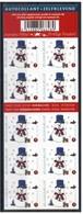 Boekje / Carnet 123 Kerstboekje Met Kindertekening Van Sneeuwman - Bonhomme De Neige 4192** MNH - Booklets 1953-....