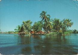 "Matanzas (Cuba) View Of Guamà, Thematic Stamp ""Mexico '90, Volley Femminile"" - Cuba"