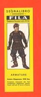 Fila Segnalibro Arciere Giapponese  XVIII Secolo Armature Militari  Anni 60 Military Armor - Marcapáginas