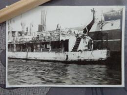44 SAINT NAZAIRE  RENFLOUEMENT DU SAINT PHILBERT  1931      PHOTO     8.5 X 5.7 Cm - Lieux