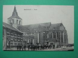 Bocholt Kerk Mooie Kaart - Bocholt
