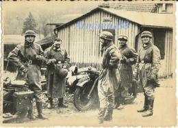 Luftwaffe - Fallschirmjäger - Belgien Im Mai 1940, Kradschützen Der 7. Fliegerdivision - Guerre, Militaire