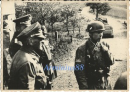 Luftwaffe - Fallschirmjäger - Bruno Bräuer & Wolfgang Graf Von Blücher - Träger Des Ritterkreuzes Des Eisernen Kreuzes - Guerre, Militaire