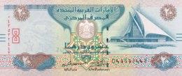 United Arab Emirates 20 Dirham, P-28 (2015) - UNC - Ver. Arab. Emirate