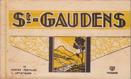 SAINT GAUDENS - 12 Cartes Postales  Edition : Labouche Frères - Saint Gaudens