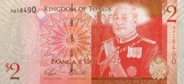 Tonga 2 Pa'anga, P-38 (2008) - UNC - Tonga