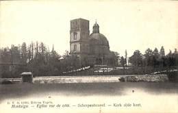 Scherpenheuvel Montaigu - Kerk Zijde Kant (DVD 11805 Vogels) - Scherpenheuvel-Zichem