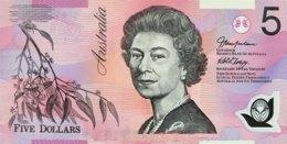 Australia 5 Dollar, P-57d (2006) - UNC - Emissions Gouvernementales Décimales 1966-...