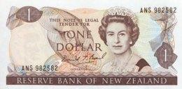 New Zealand 1 Dollar, P-169c - UNC - Nouvelle-Zélande