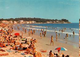 83 - LA SEYNE SUR MER - LA PLAGE DES SABLETTES - La Seyne-sur-Mer