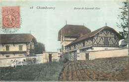 78 - CHAMBOURCY - Haras De Joyenval - Belle Carte Couleur 1905 - Chambourcy