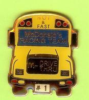 Pin's Mac Do McDonald's Bus Autobus - 2CC02 - McDonald's