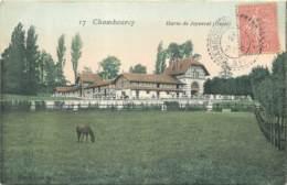 78 - CHAMBOURCY - Haras De Joyenval Ouest - Belle Carte Couleur 1905 - Chambourcy