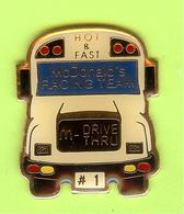 Pin's Mac Do McDonald's Bus Autobus - 2CC03 - McDonald's