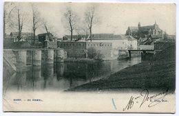 CPA - Carte Postale - Belgique - Diest - De Hamel - 1909  (SV6754) - Diest