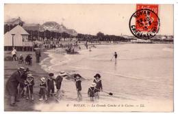 3642 - Royan ( 17 ) - La Grande Conche Et Le Casino - L.L. N°6 - - Royan