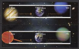 Ireland 2007 The Planets I MS, Used, SG 1846 - Used Stamps