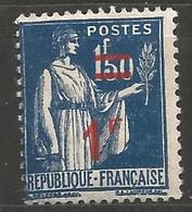 (F1-369) France - N°485 (*) - Gebraucht
