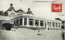 Pornichet (121), Le Casino, Jolie Carte - Pornichet