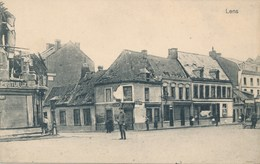 62) LENS - Ruines - Soldat Allemand (1916) 1.WK - WW1 - Weltkrieg - Lens