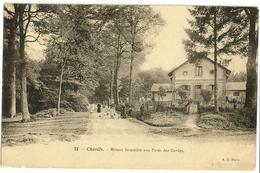 CHAVILLE Maison Forestière Aux Pavés Des Gardes AD 22, Envoi 1905 - Chaville
