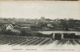 Pornichet (128), Bonne Source, Jolie Carte - Pornichet