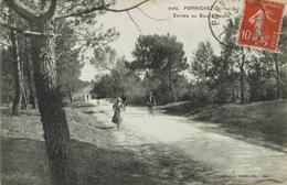 Pornichet (130), Entrée Du Bois D'Amour, Jolie Carte - Pornichet