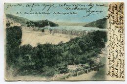 CPA - Carte Postale - Belgique - Souvenir De La Gileppe - Le Barrage Et Le Lac - 1905  (SV6756) - Gileppe (Stuwdam)