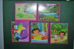 Panini Dora 9 Images - Vieux Papiers