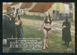 Jean-Louis Boncoeur. *En Berry. Les Comtes Du Vieux Barger * Ed. M. Roussel. Nueva. - Postales