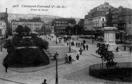 B54152 Clermont Ferrand -   Place De Jaude - Clermont Ferrand
