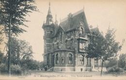 62) MAZINGARBE : Villa Saint-Arnould - France
