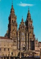 The Obradoiro, Santiago De Compostela, Spain - Posted 1976 - Santiago De Compostela