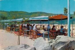 The Beach's Bar, Fuenterrabia, Spain - Posted 1986 - Guipúzcoa (San Sebastián)