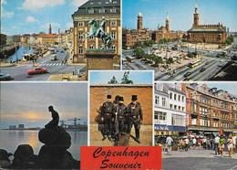 DANIMARCA - COPHENAGHEN - VEDUTE - NUOVA - Danimarca