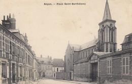 60 - Oise - Noyon - Place St-Barthélemy - Noyon