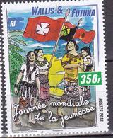 WALLIS ET FUTUNA 2018 JOURNEE MONDIALE DE LA JEUNESSE MNH - Wallis-Et-Futuna