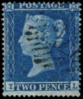 GRAN BRETAÑA. Ø 13. Centraje Normal. Examinar. Cat. 325 €. - 1840-1901 (Victoria)