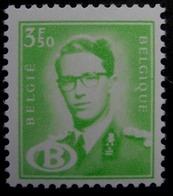 België Dienstzegel 1954 D61A - Officials
