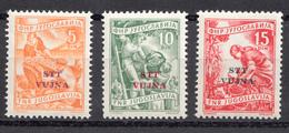 TRIESTE , B ZONE , MICHEL 110 , MNH - Mint/hinged
