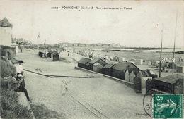 Pornichet (141), Vue Générale De La Plage, Jolie Carte - Pornichet
