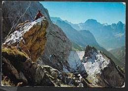 VAL SESIS E RIFUGIO CALVI - VIAGGIATA 1975 - Alpinisme