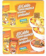 Mexico - 2 Cards - Maggi - Food - Mexico