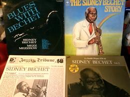 SIDNEY BECHET   ° COLLECTION DE 10 / 33 TOURS - Collections Complètes