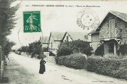 Pornichet (150), Route De Bonne-Source, Jolie Carte - Pornichet