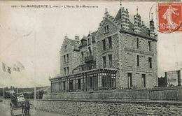 Pornichet (155), L'Hotel SAINTE-MARGUERITE, Jolie Carte - Pornichet