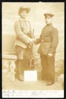 DEUTSCHLAND Musketier Seligmann In Münsterlager 1904 - Personen