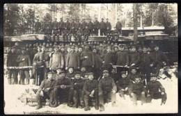 FELDPOST Sent 1916 With Nice BRIEFSTEMPEL - Oorlog 1914-18